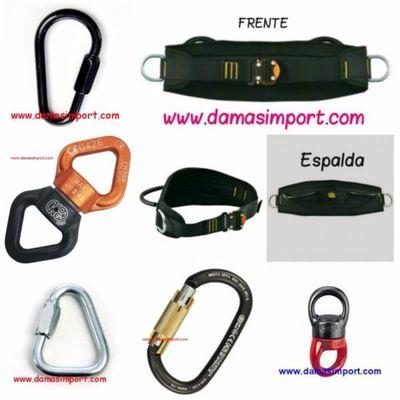 Elementos para colgar los instrumentos de acrobacia aérea
