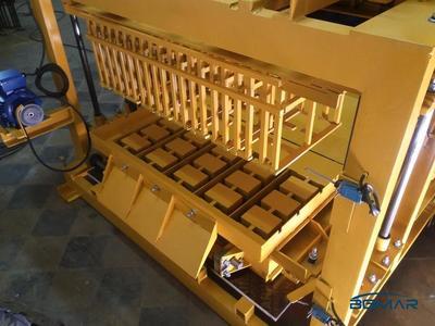 Maquina Bloquera BFS-6000