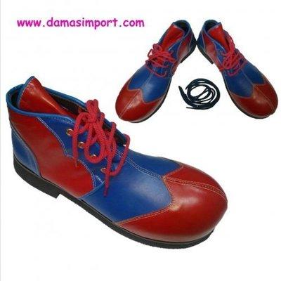 Zapatos de payaso Fabricación y venta al por menor
