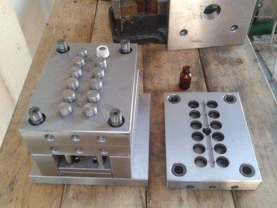 Fabricacion de Moldes de Inyección de plastico